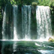 Duden waterfall