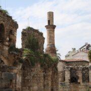 Knækkede minaret