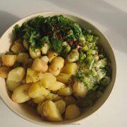 turkish potato salad