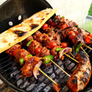 turkish Shish kebab