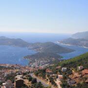 coastal road from Antalya til Kalkan