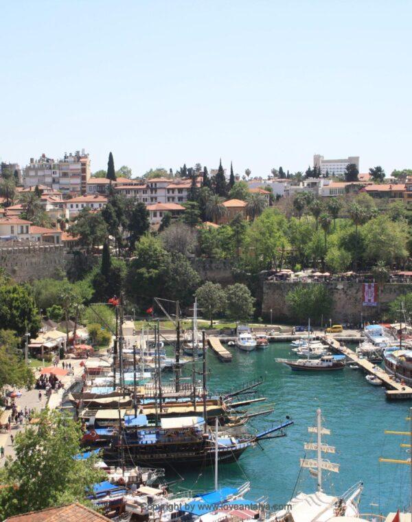 Spring in Antalya